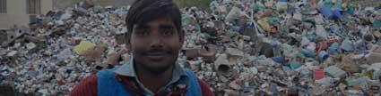 Plastic verzamelaar