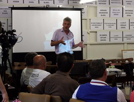 Crowdfunding presentatie