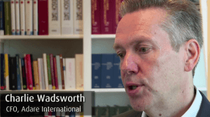 Charlie Wadsworth in Customer Case study
