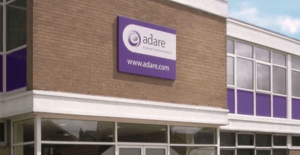 Customer Case Study van Adare International