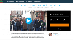 Crowdfund documentaire over een executie
