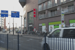 Besturen met beelden in Amsterdam West
