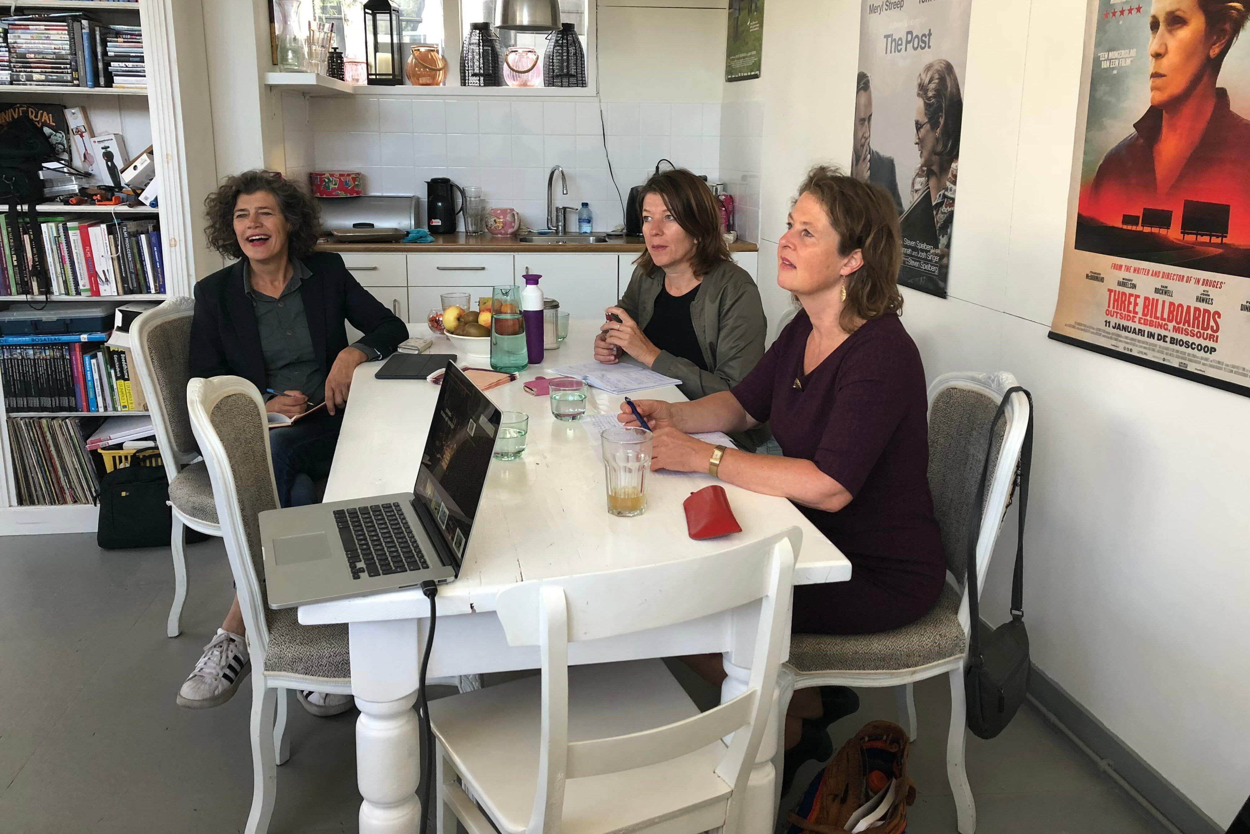 workshop storytelling Amsterdam en omgeving