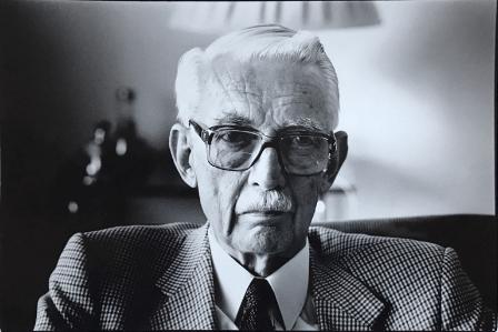 Hans Henkemans in 1990