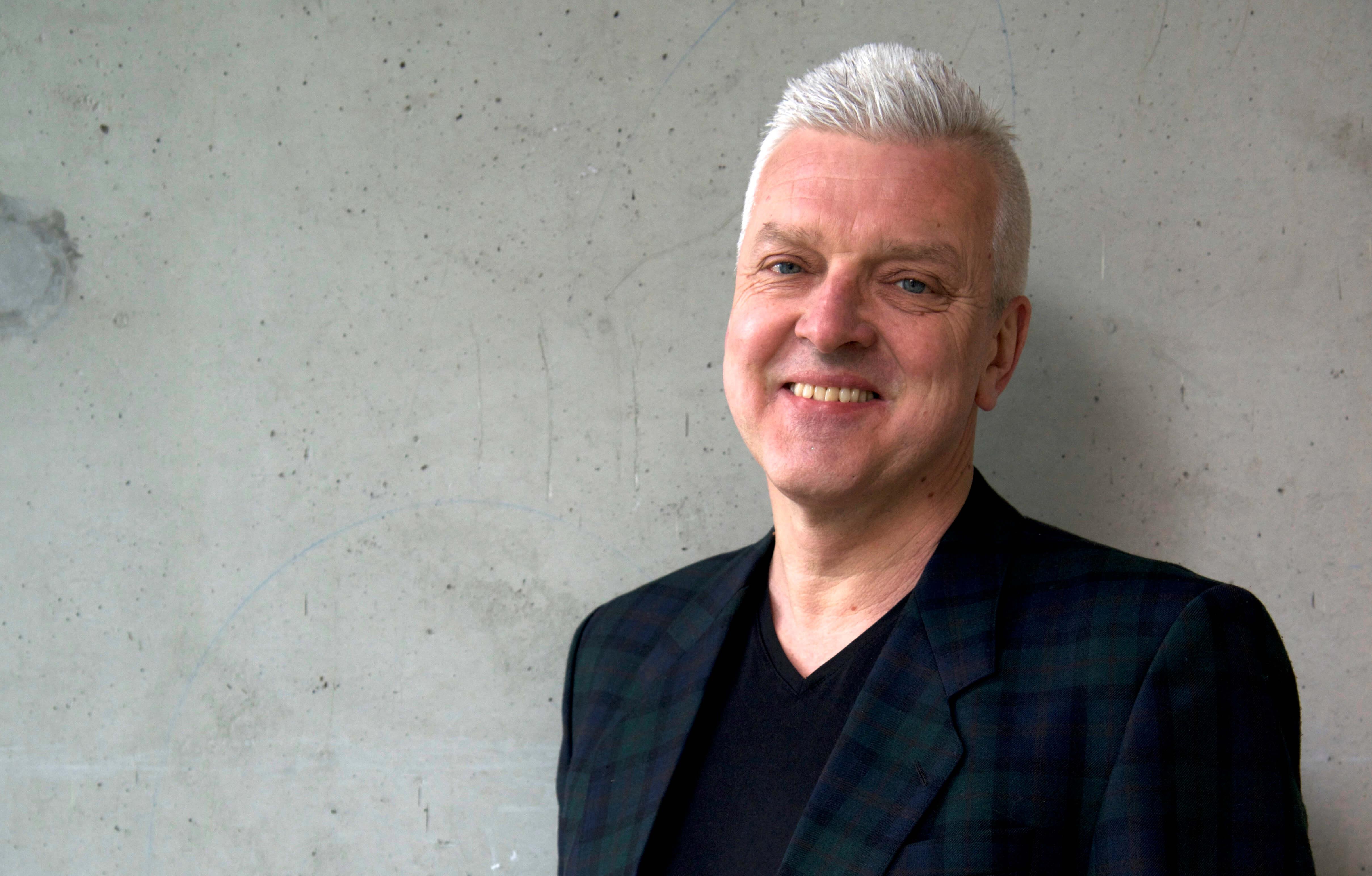 Joost Schrickx auteur van nieuw storytelling boek