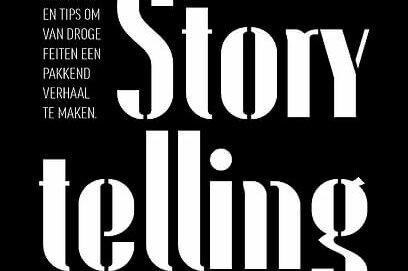 boek over storytelling