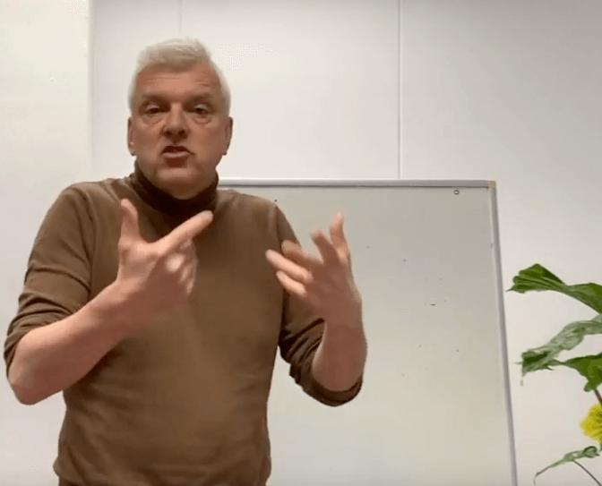 Online workshop door Joost Schrickx