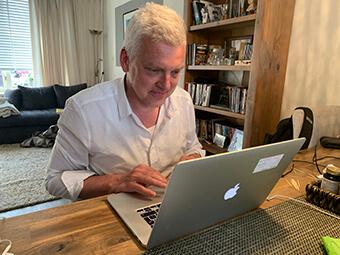 Joost geeft online workshops